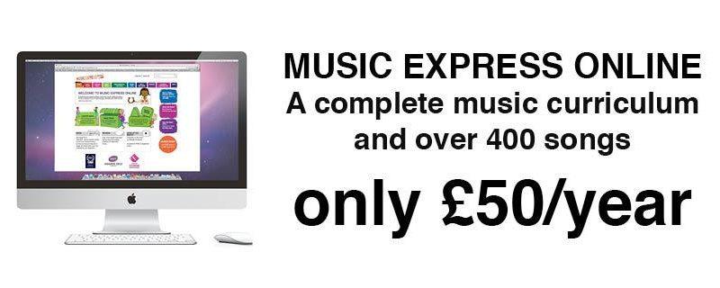 Music Express Online