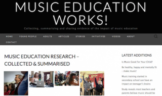 Music Education Works