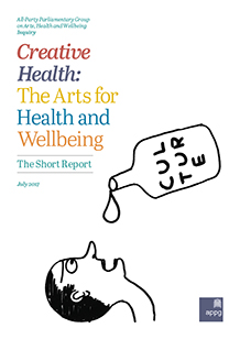 All-Party Parliamentary Group on Arts, Health and Wellbeing (APPGAHW)