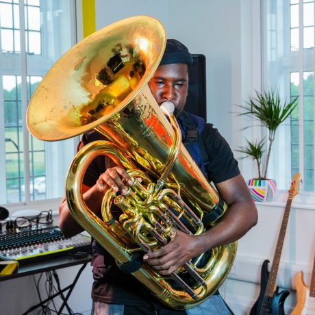 Independent music charity, Lewisham Music, launches new community music spaces