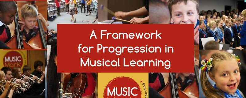 A Framework for Progression in Musical Learning