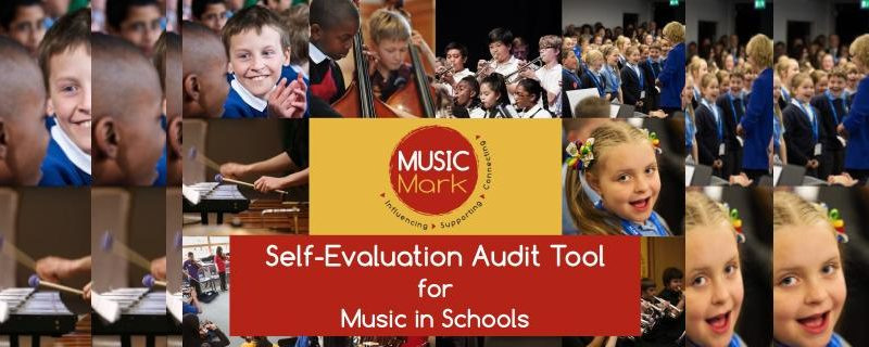 Self-Evaluation Audit Tool for Music in Schools