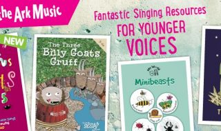 Curriculum Linked Singing Resources For Younger Voices