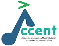 Accent Music Education Hub logo
