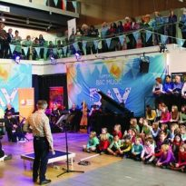 Award winning coverage of Bristol Plays Music's 'New Ambition' programme