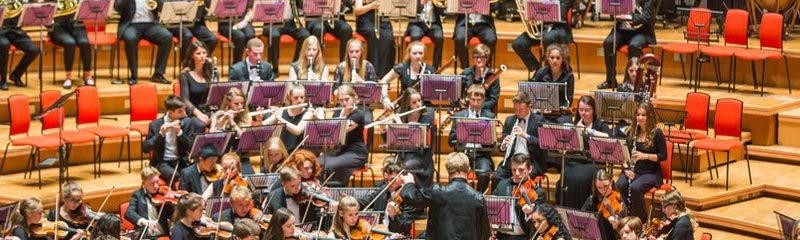 In pictures: Young people shine at Music for Youth Festival