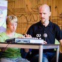 Disabled musicians master new ways of performing with instruments from OpenUp Music