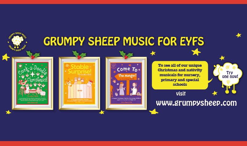 Grumpy Sheep Music - EYFS
