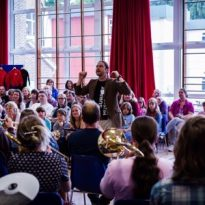 Infinity Orchestra launches for young Surrey musicians