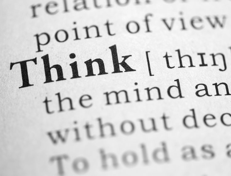 Influencing thinking