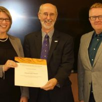 Kingston Music Service strikes the right note with jazz award