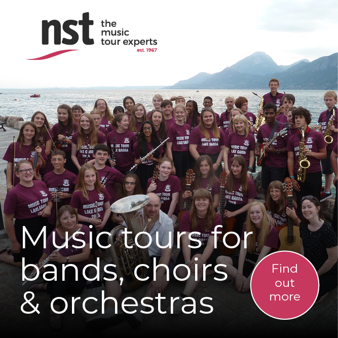 School Music Trips and Tours NST
