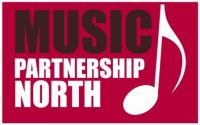 Music Partnership North - Northumberland logo