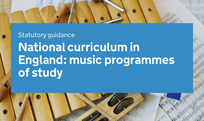 National Curriculum in Music - Primary