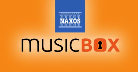 Sponsor in the Spotlight: Naxos