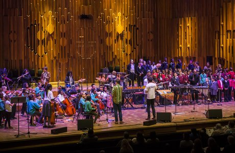 Newham Music celebrate 20th anniversary with a line-up of ensembles at the Barbican
