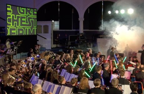 Nottingham Music Hub's Great Orchestra Experiment