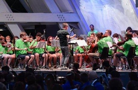 Robin Hood Youth Orchestra Make Nottingham Proud in Karlsruhe
