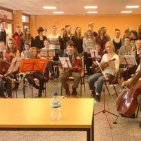 Southampton Music Students return from Berlin for World War II commemorative exchange project