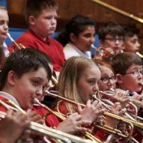 Primary school students in Nottingham earn Music Medal