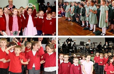 300 Surrey pupils perform in annual music festival