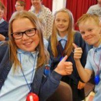 Watton Cluster Schools' WCET Celebration