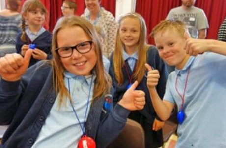 Watton Cluster Schools' WCET Celebration